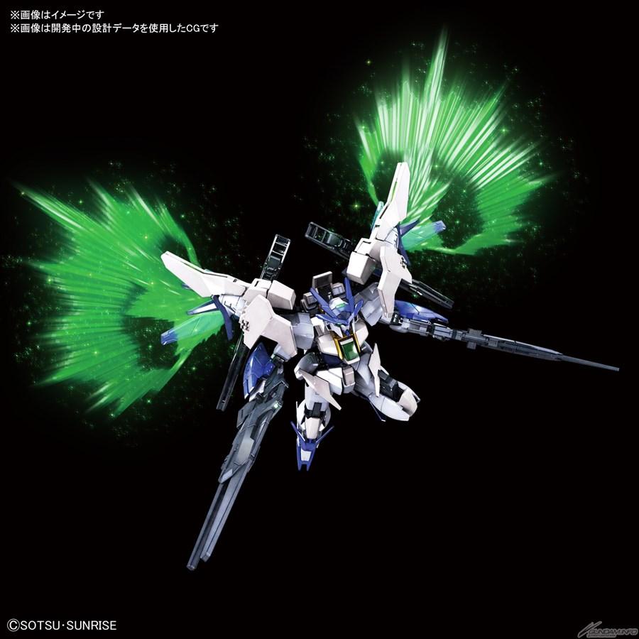 Bandai phát hành HGBD:R New 00 Gundam và New Gundam Astray tháng 11 3