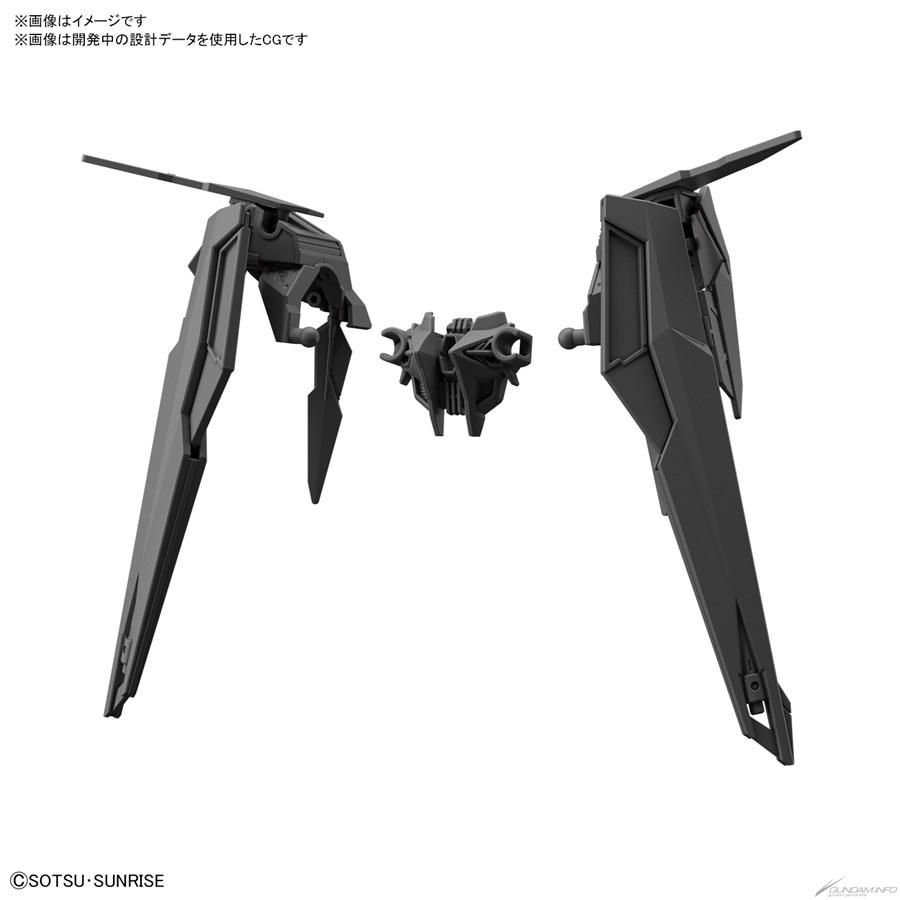Bandai phát hành HGBD:R New 00 Gundam và New Gundam Astray tháng 11 8