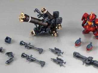 Gundam Psycho Zaku phiên bản Candy Toy dự kiến phát hành tháng 11 13