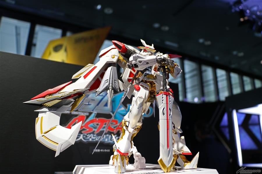 Triển lãm mô hình tĩnh TAMASHII 2020: ROBOT SPIRITS 7