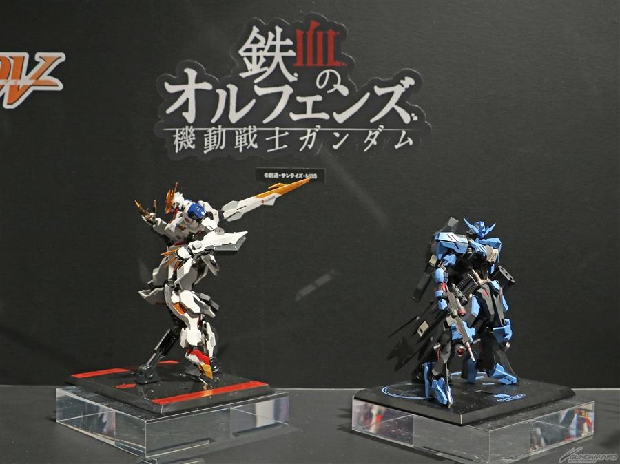 METAL ROBOT SPIRITS Mobile Suit Gundam Iron-Blooded Orphans Series