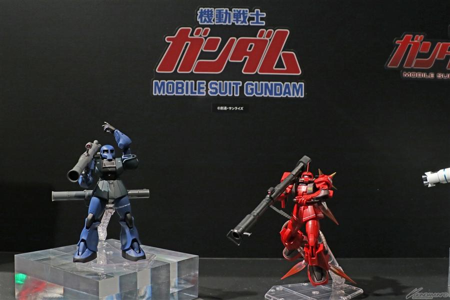 ROBOT SPIRITS ver. A.N.I.M.E. Mobile Suit Gundam MSV Series