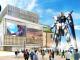 Tượng Gundam đầu tiên kích thước siêu to khổng lồ tại Thượng Hải 14