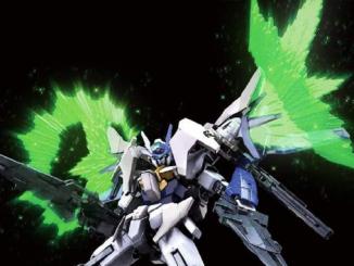 Bandai phát hành HGBD:R New 00 Gundam và New Gundam Astray tháng 11 6