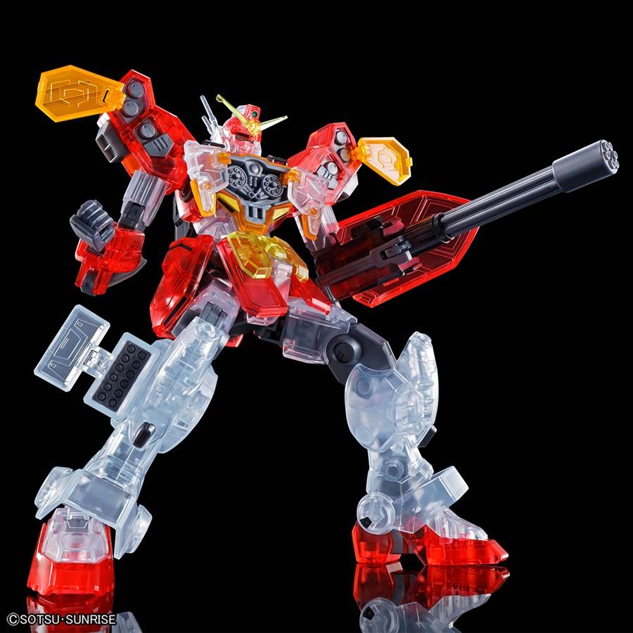 Mở bán trong tháng 1 này, 3 gundam limited: xuất hiện HG Zaku II 5