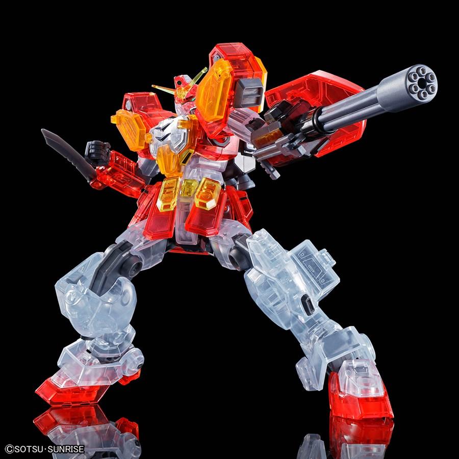 HG 1/144 Gundam Heavyarms trang bị full vũ khí