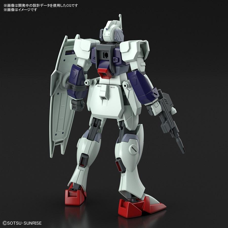 Mở bán Gundam MG Mobile GINN & HGCE Dagger L 8