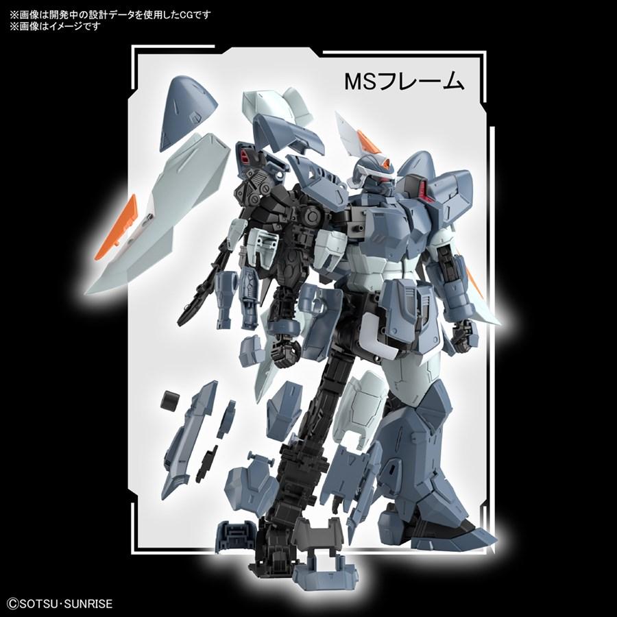 Mở bán Gundam MG Mobile GINN & HGCE Dagger L 3