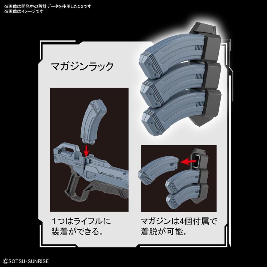 Các băng đạn có thể tháo rời