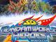Trương Phi - God Gundam. Quan Vũ - Yun Chang Gundam 5