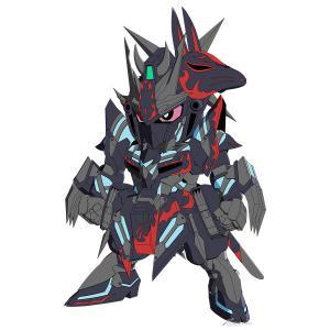 ninja Sasuke Delta Gundam