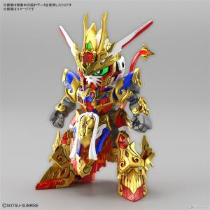 Gundam SD Tam Quốc đồng loạt mở bán tháng 4 1