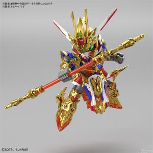 Gundam SD Tam Quốc đồng loạt mở bán tháng 4 5