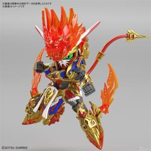 Gundam SD Tam Quốc đồng loạt mở bán tháng 4 3