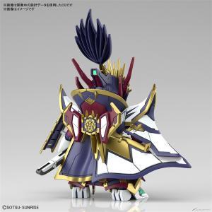 Gundam SD Tam Quốc đồng loạt mở bán tháng 4 8