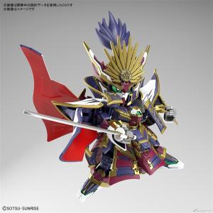Gundam SD Tam Quốc đồng loạt mở bán tháng 4 13