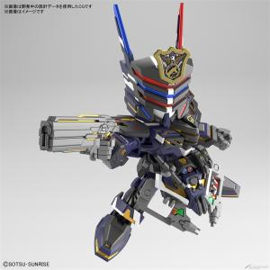 Gundam SD Tam Quốc đồng loạt mở bán tháng 4 17