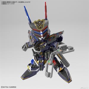 Gundam SD Tam Quốc đồng loạt mở bán tháng 4 18