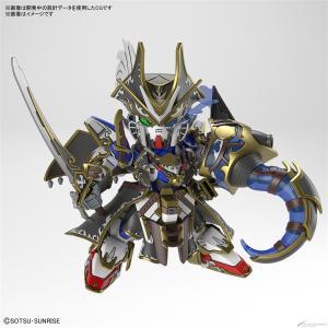 Gundam SD Tam Quốc đồng loạt mở bán tháng 4 23