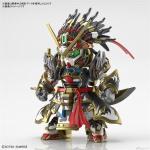 Gundam SD Tam Quốc đồng loạt mở bán tháng 4 26