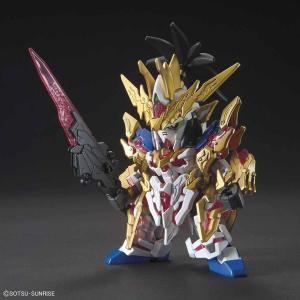 Trương Phi - God Gundam. Quan Vũ - Yun Chang Gundam 18