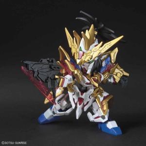 Trương Phi - God Gundam. Quan Vũ - Yun Chang Gundam 17