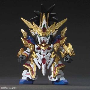 Trương Phi - God Gundam. Quan Vũ - Yun Chang Gundam 16