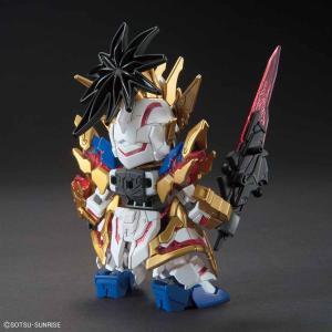 Trương Phi - God Gundam. Quan Vũ - Yun Chang Gundam 19