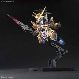 Trương Phi - God Gundam. Quan Vũ - Yun Chang Gundam 15