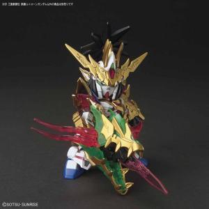 Trương Phi - God Gundam. Quan Vũ - Yun Chang Gundam 13