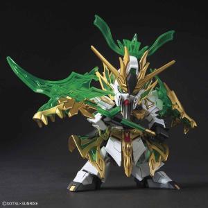 Trương Phi - God Gundam. Quan Vũ - Yun Chang Gundam 10