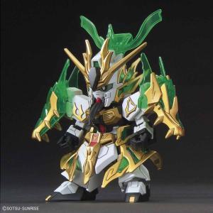 Trương Phi - God Gundam. Quan Vũ - Yun Chang Gundam 11