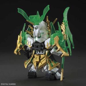 Trương Phi - God Gundam. Quan Vũ - Yun Chang Gundam 12