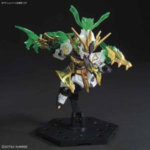 Trương Phi - God Gundam. Quan Vũ - Yun Chang Gundam 8