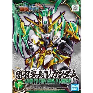 Trương Phi - God Gundam. Quan Vũ - Yun Chang Gundam 7