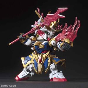 Trương Phi - God Gundam. Quan Vũ - Yun Chang Gundam 4