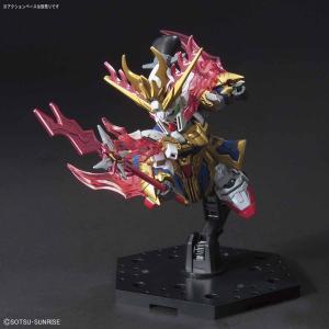 Trương Phi - God Gundam. Quan Vũ - Yun Chang Gundam 2