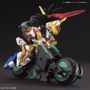 Trương Phi - God Gundam. Quan Vũ - Yun Chang Gundam 22