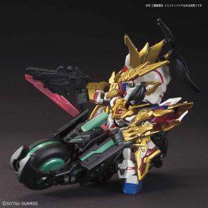 Trương Phi - God Gundam. Quan Vũ - Yun Chang Gundam 23